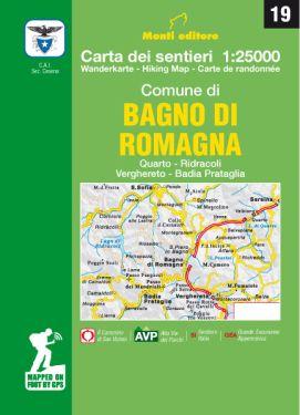 Comune di Bagno di Romagna 1:25.000 (19)