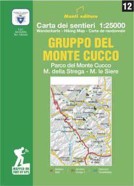 Gruppo del Monte Cucco 1:25.000 (12)