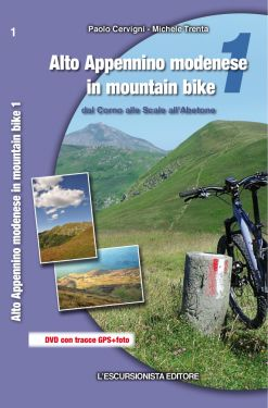 Alto Appennino Modenese in mountain bike vol.1