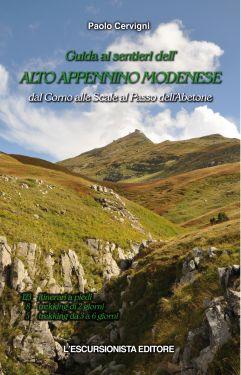 Guida ai sentieri dell'Alto Appennino Modenese dal Corno alle Scale all'Abetone