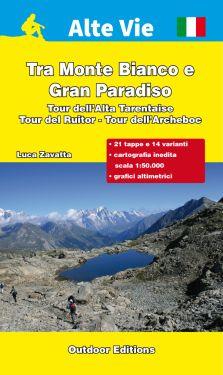 Tra Monte Bianco e Gran Paradiso