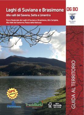 Laghi di Suviana e Brasimone - Alte valli del Savena, Setta e Limentra 1:25.000 SOLO CARTA