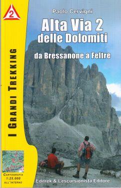 Alta Via 2 delle Dolomiti da Bressanone a Feltre
