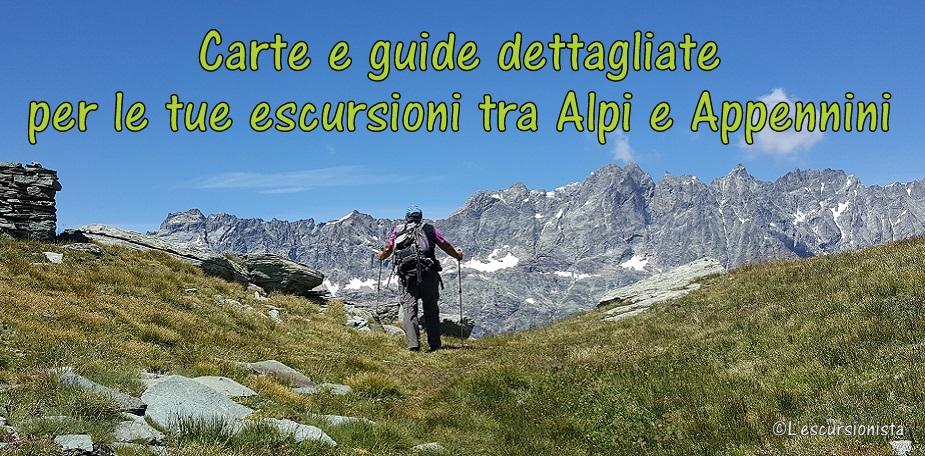 Cartografia L'escursionista