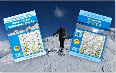 L'escursionista - Scialpinismo